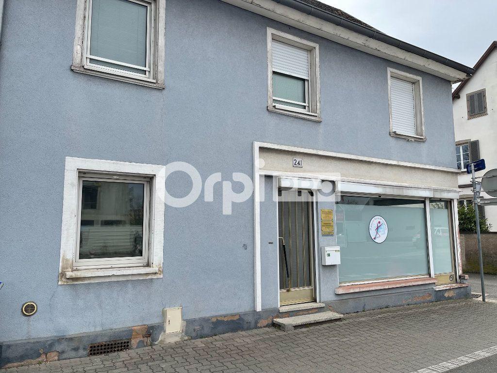 Local commercial à louer 58.63m2 à Illkirch-Graffenstaden