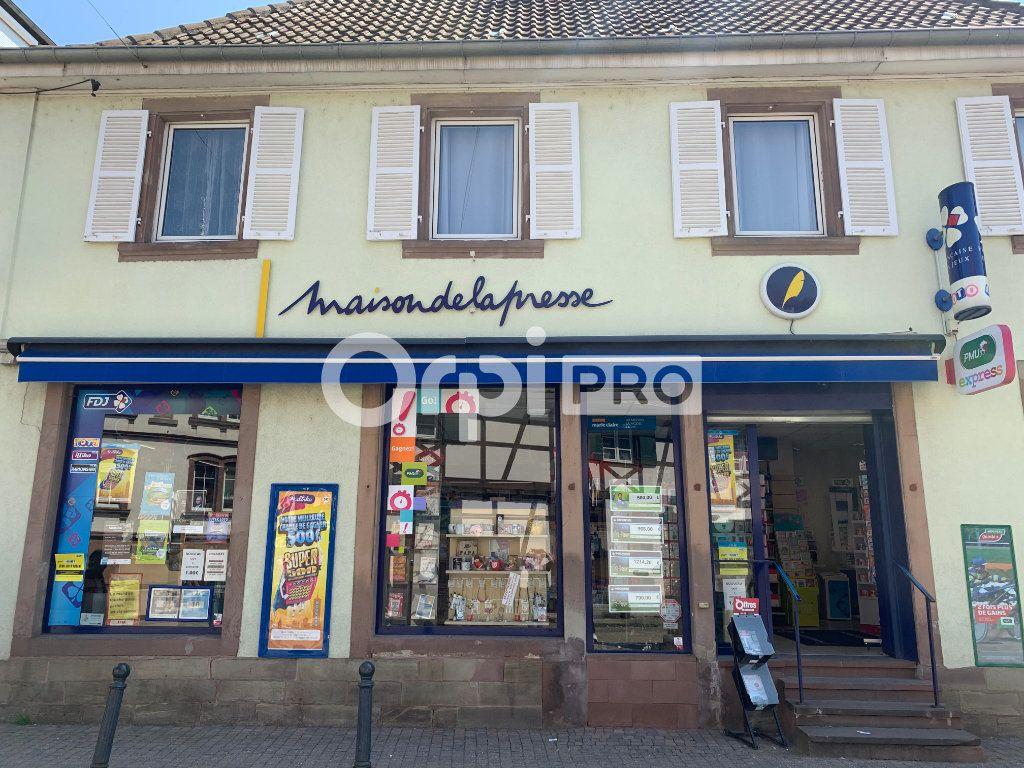Fonds de commerce à vendre 93m2 à Erstein
