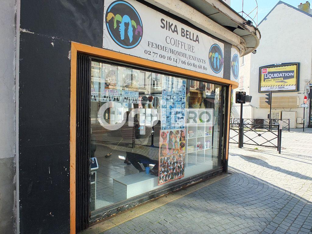 Local commercial à vendre 53m2 à Le Havre