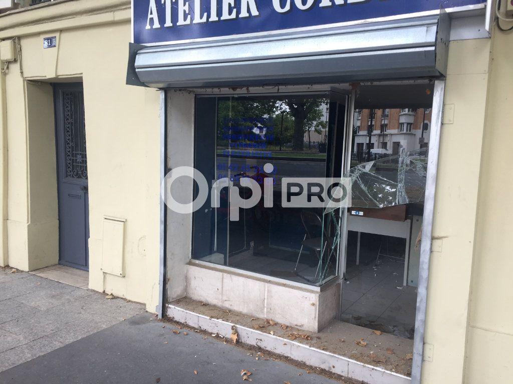 Local commercial à louer 14m2 à Paris 12