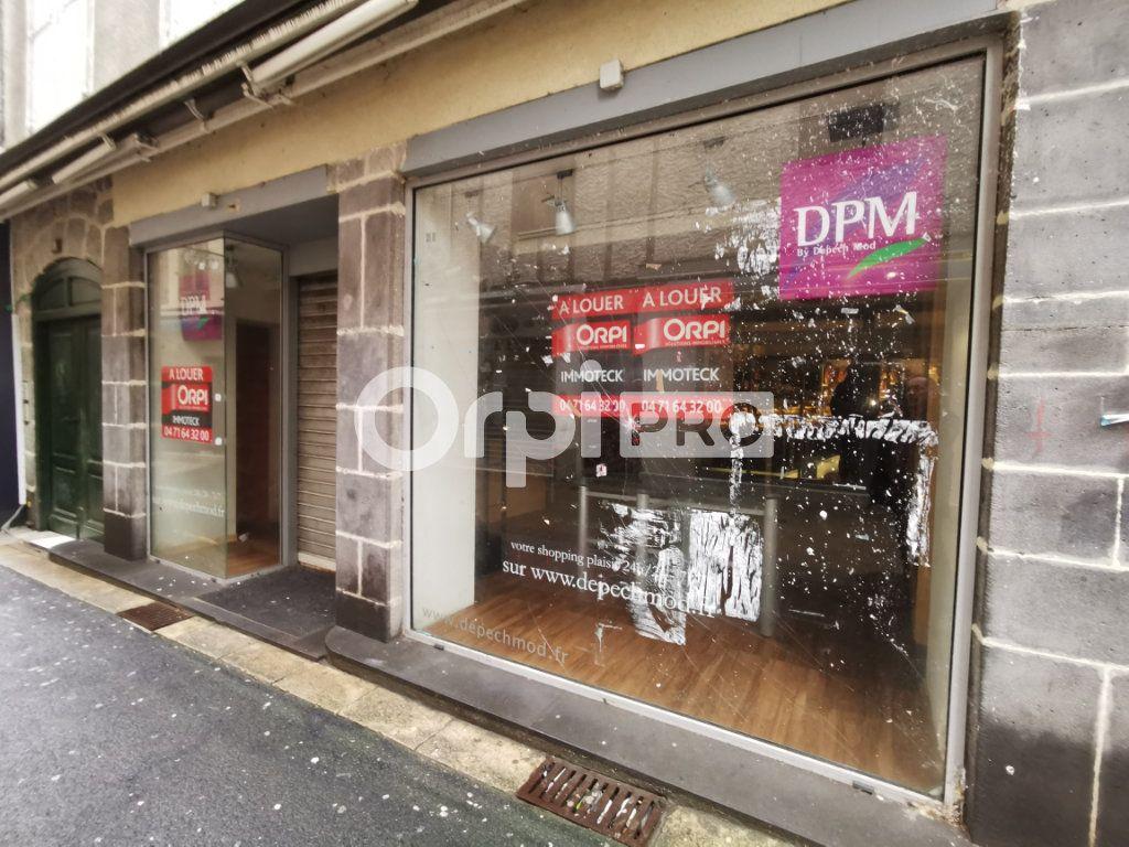 Local commercial à louer 135m2 à Aurillac