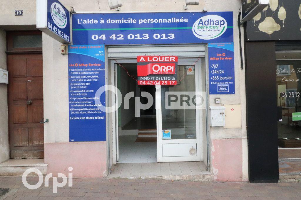 Local commercial à louer 52m2 à Roquevaire