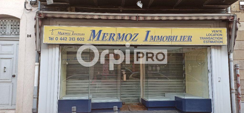 Local commercial à louer 40m2 à Marignane