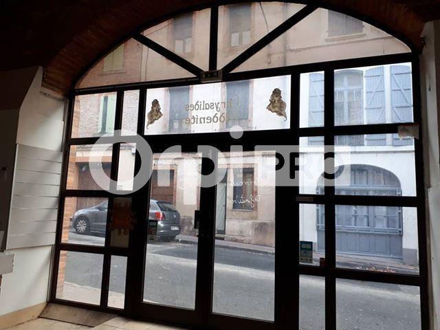 Local commercial à louer 70m2 à Montauban