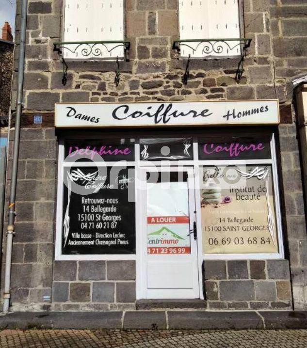 Local commercial à louer 52m2 à Saint-Flour