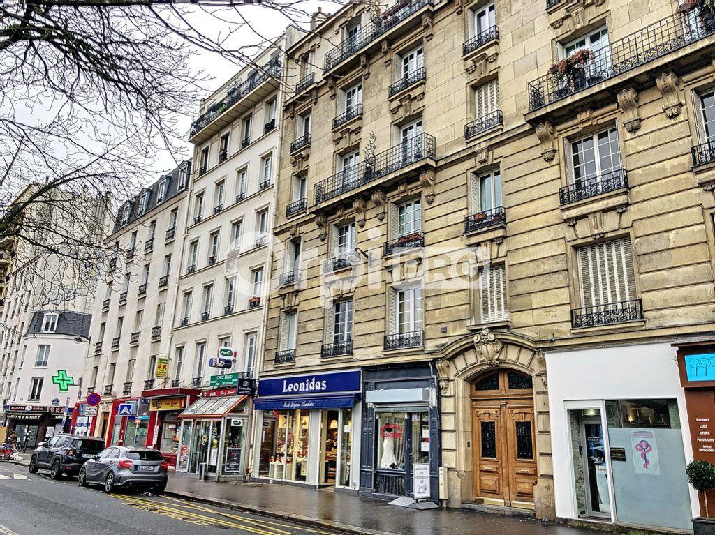 Local commercial à vendre 48m2 à Paris 12