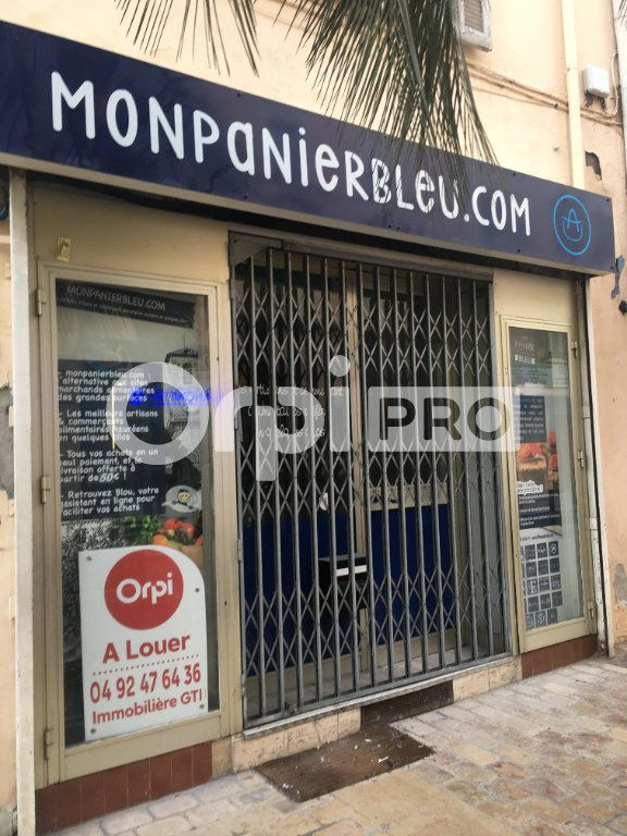 Local commercial à louer 38.54m2 à Cannes