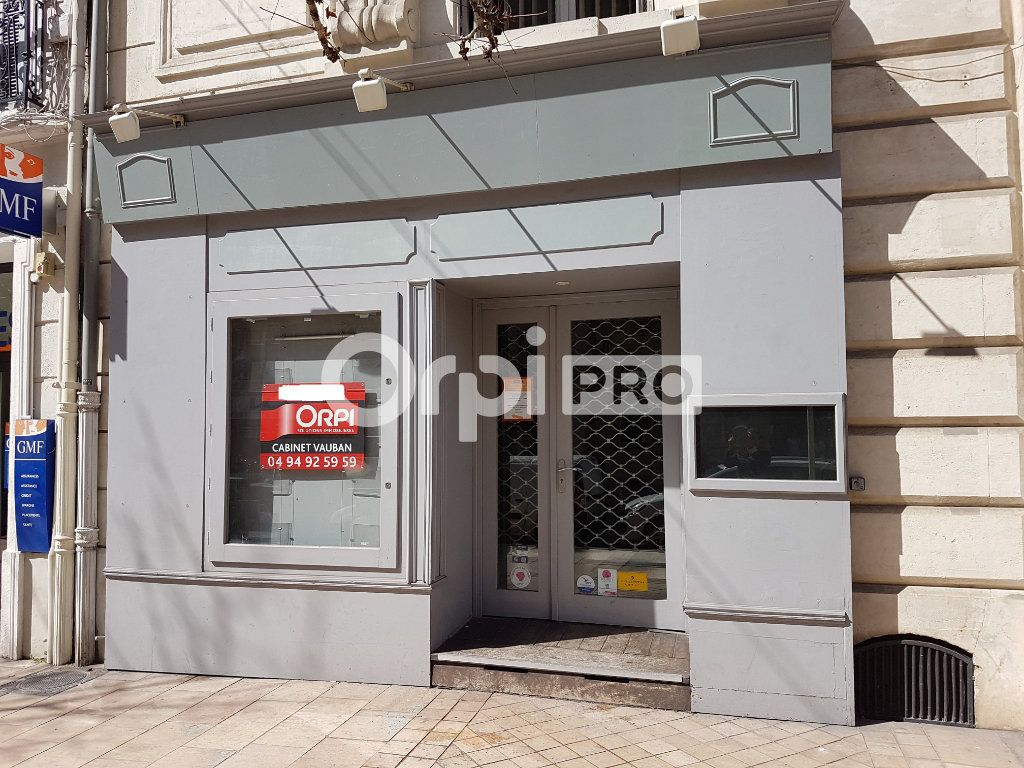Local commercial à vendre 145m2 à Toulon
