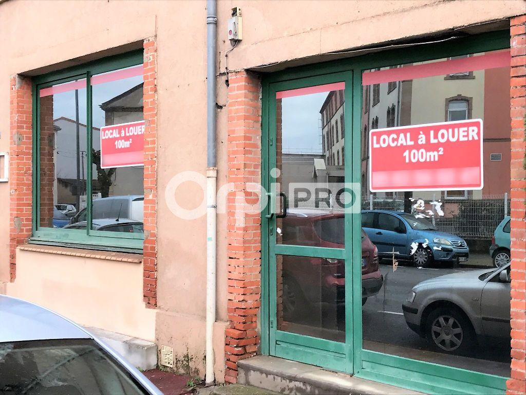 Local commercial à louer 88m2 à Albi