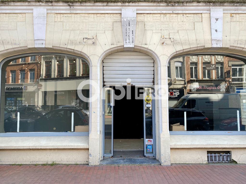 Local commercial à louer 117m2 à Armentières