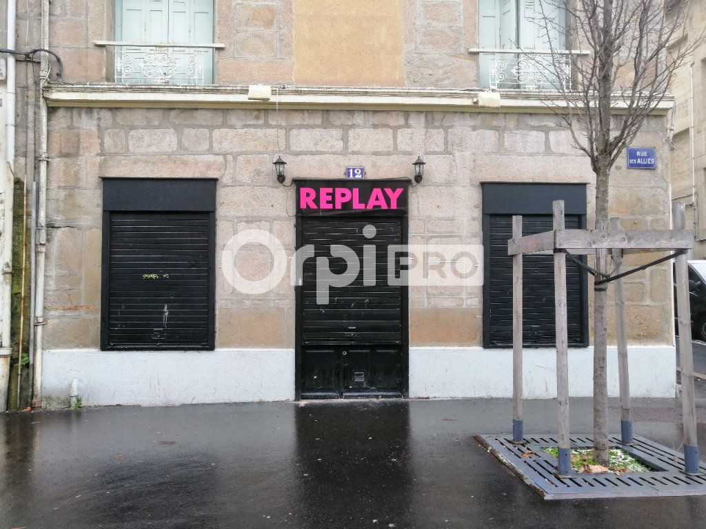 Local commercial à louer 50m2 à Saint-Étienne