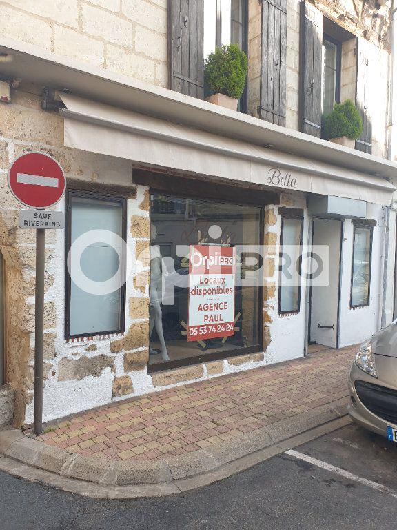 Local commercial à louer 25m2 à Bergerac