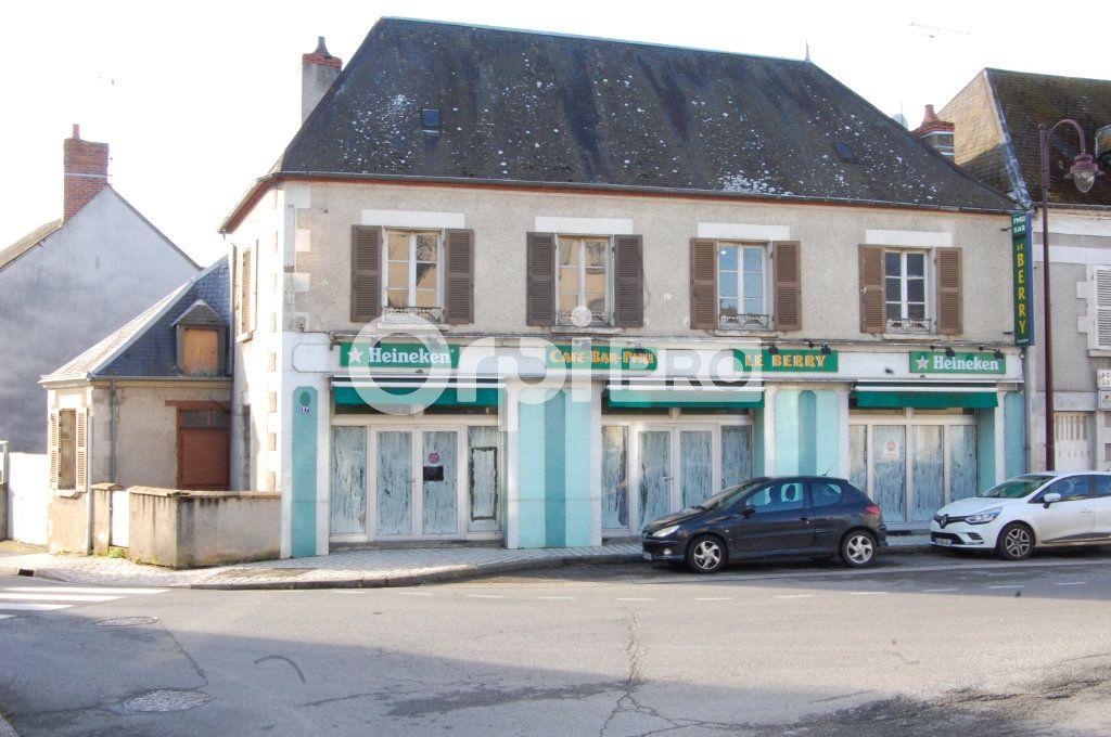 Local commercial à vendre 169m2 à Saint-Satur