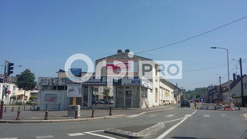 Local commercial à vendre 1000m2 à Laon