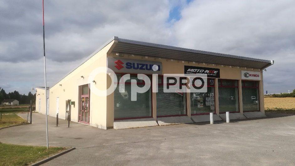 Local commercial à vendre 500m2 à Chambry