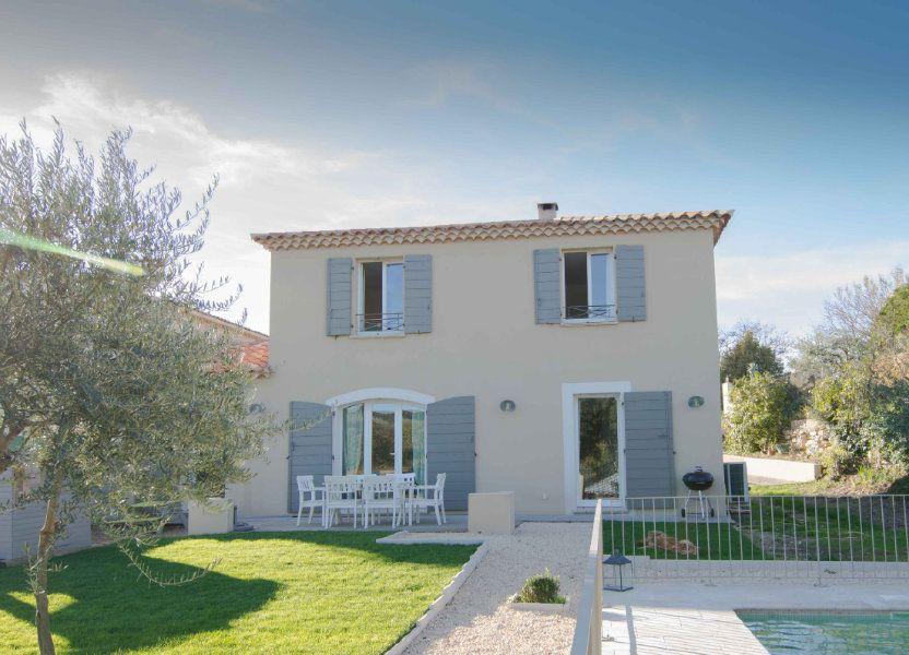 Maison à vendre 132m2 à Saint-Hilaire-d'Ozilhan