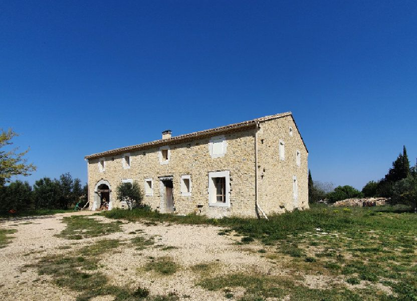 Maison à vendre 312m2 à Saint-André-d'Olérargues