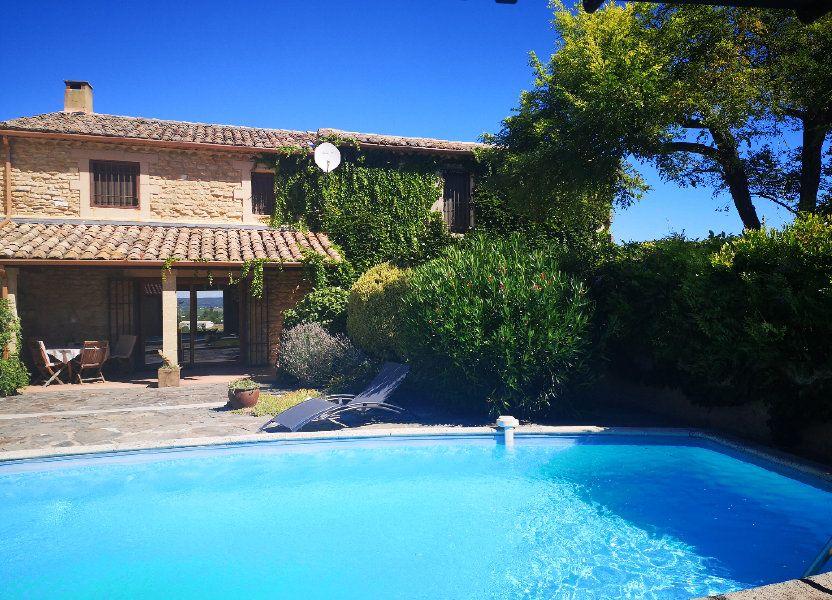 Maison à vendre 110m2 à Fournès