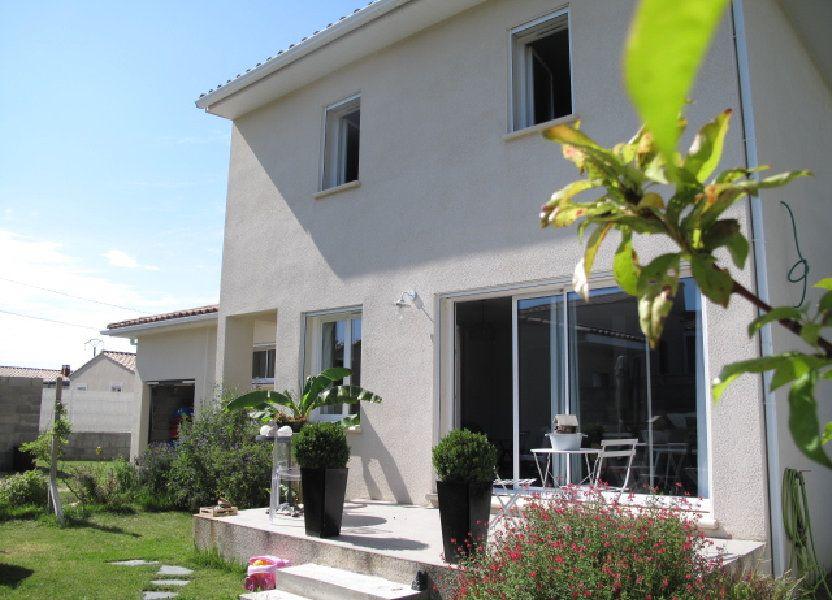 Maison à vendre 105m2 à Saint-Laurent-des-Arbres