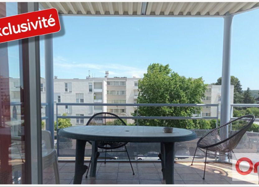 Appartement à vendre 78.84m2 à Bagnols-sur-Cèze