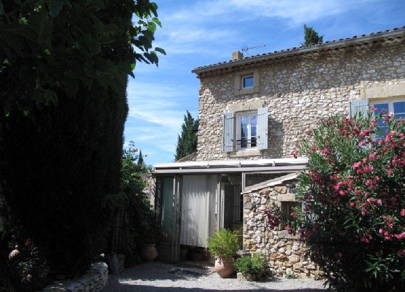 Maison à vendre 150m2 à Saint-Victor-la-Coste