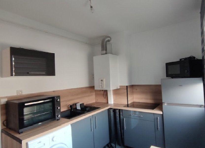 Appartement à louer 30m2 à Brest