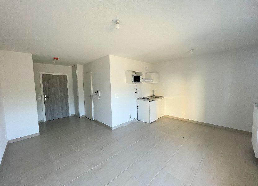 Appartement à louer 30.2m2 à Chenôve