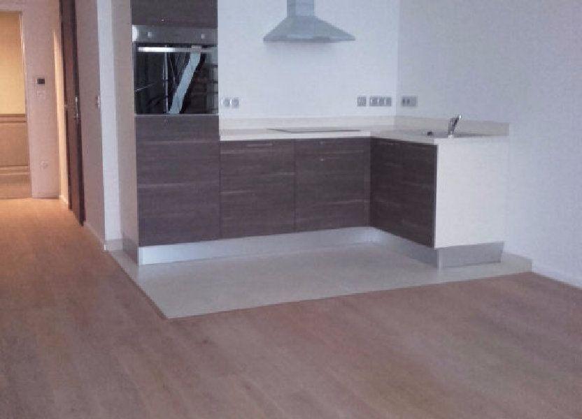 Appartement à louer 40.31m2 à Valenciennes