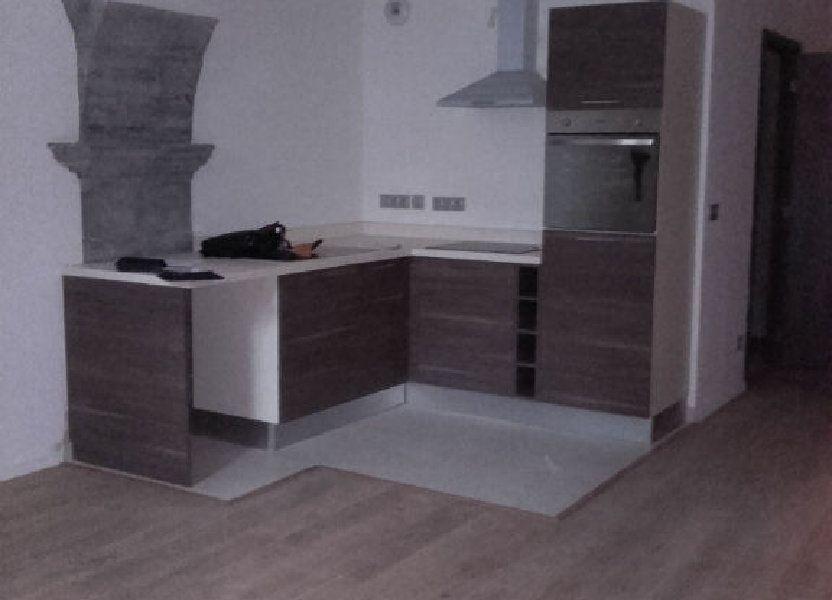Appartement à louer 37.12m2 à Valenciennes