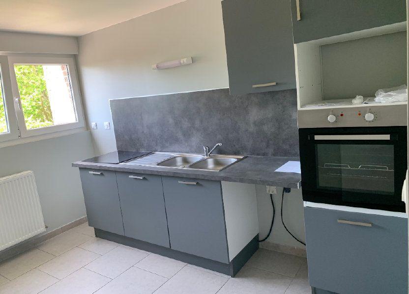 Appartement à louer 67.03m2 à Raismes