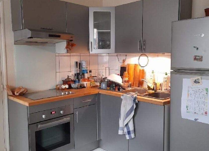 Appartement à louer 44.43m2 à Valenciennes