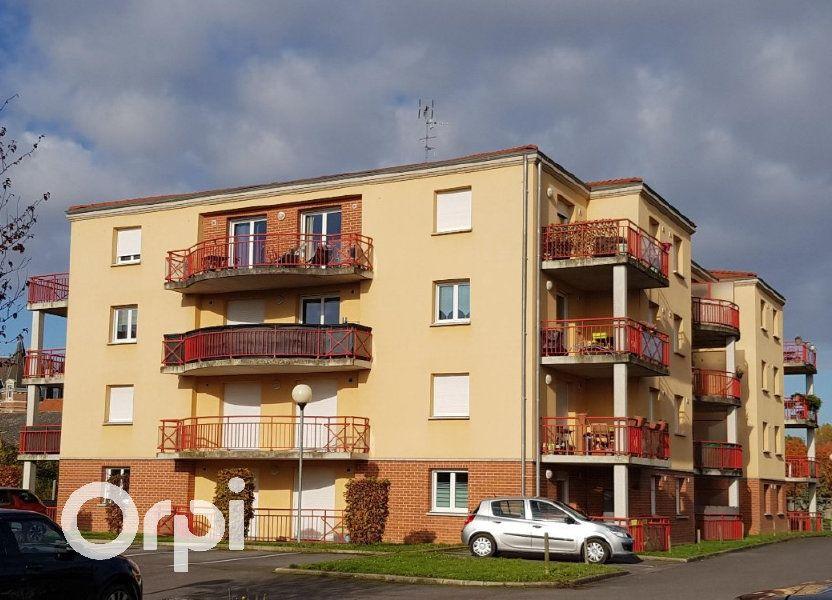 Appartement à vendre 51.31m2 à Cambrai