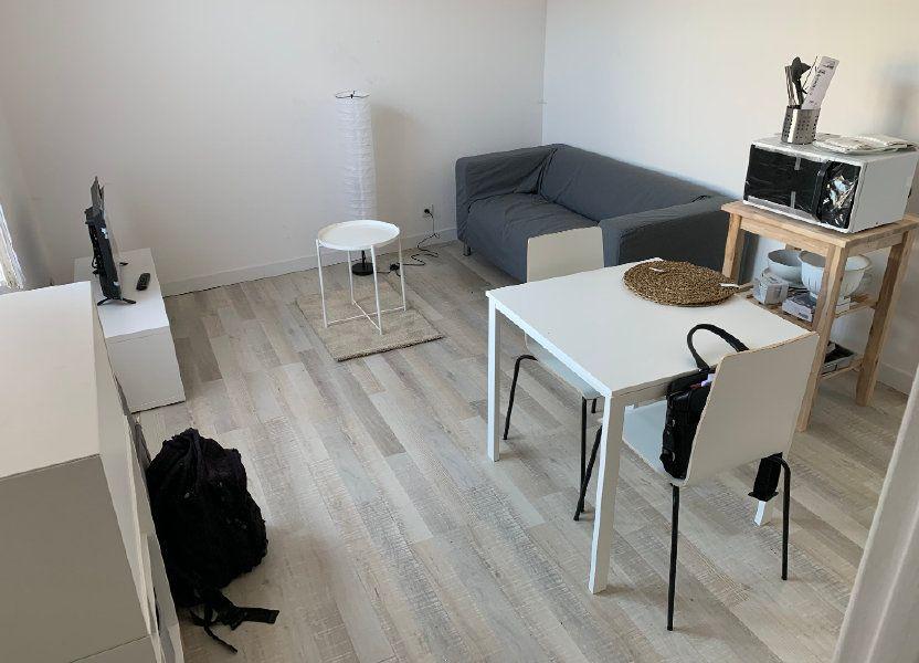 Appartement à louer 27.67m2 à Valenciennes