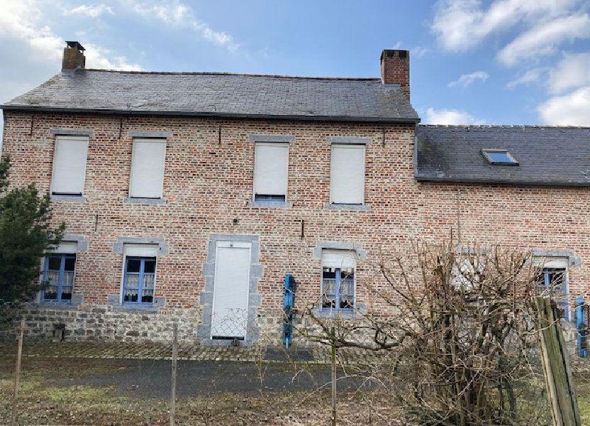 Maison à vendre 145m2 à Gommegnies