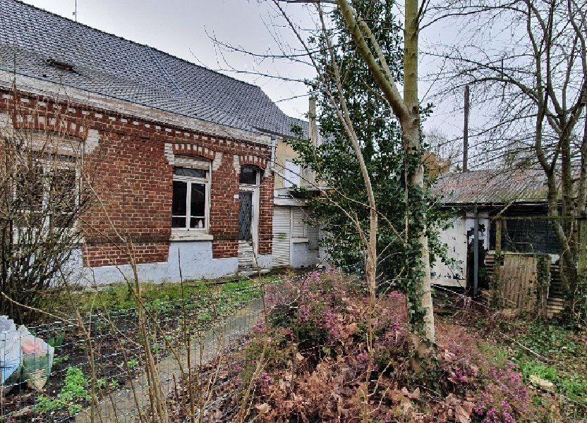 Maison à vendre 130m2 à Raismes