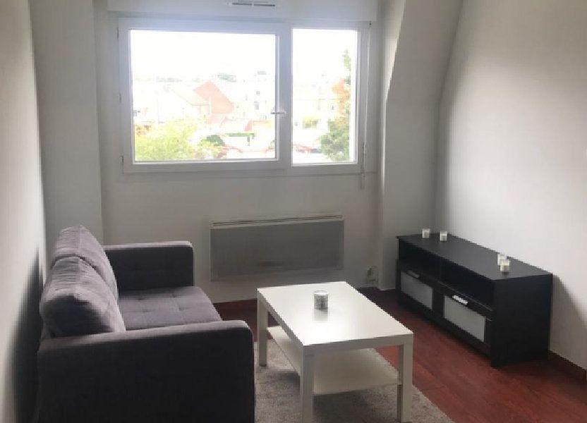 Appartement à louer 30.26m2 à Valenciennes