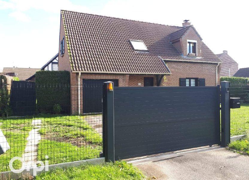 Maison à vendre 120.83m2 à Beuvry-la-Forêt