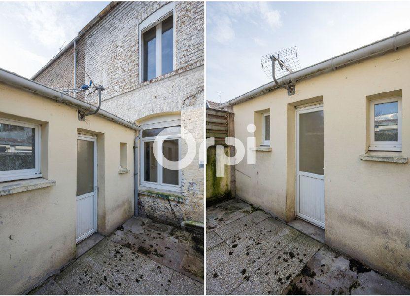 Maison à vendre 84m2 à Anzin