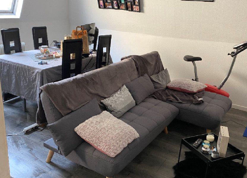 Appartement à louer 41.5m2 à Valenciennes