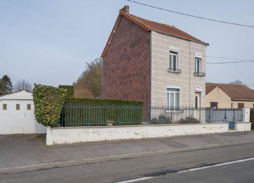 Maison à vendre 107m2 à Maubeuge