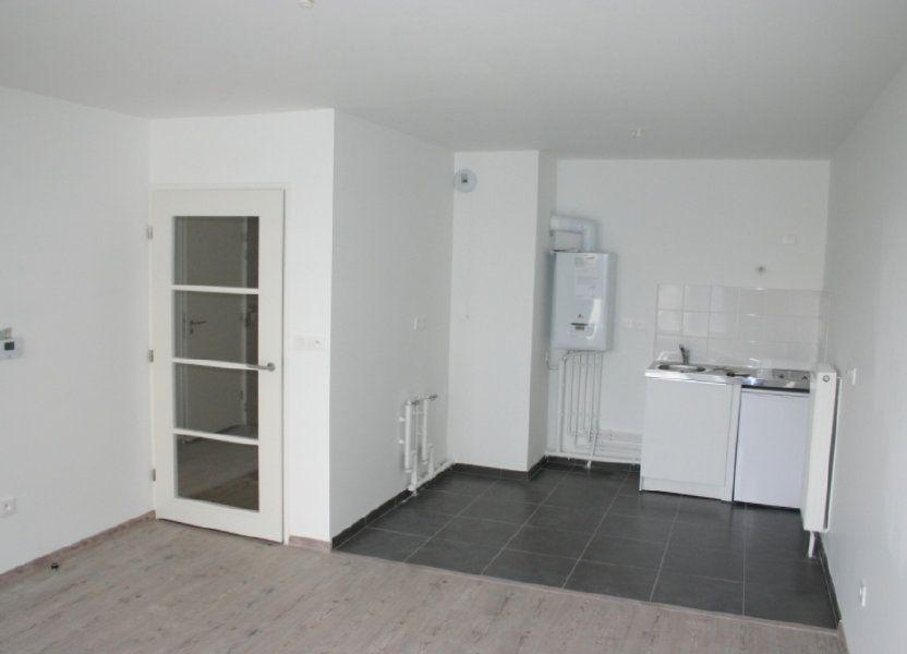 Appartement à louer 47.55m2 à Valenciennes