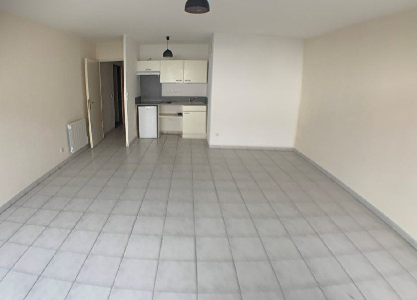 Appartement à louer 37.75m2 à Anzin