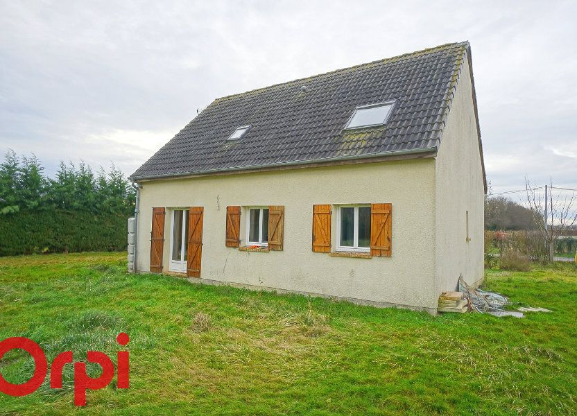 Maison à vendre 104m2 à Broglie