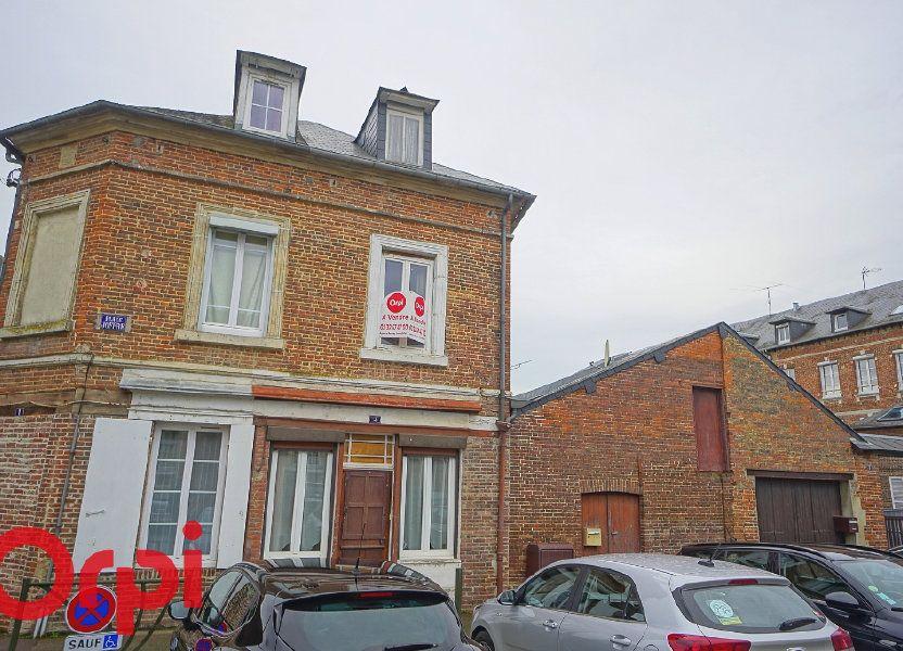 Maison à vendre 65m2 à Orbec