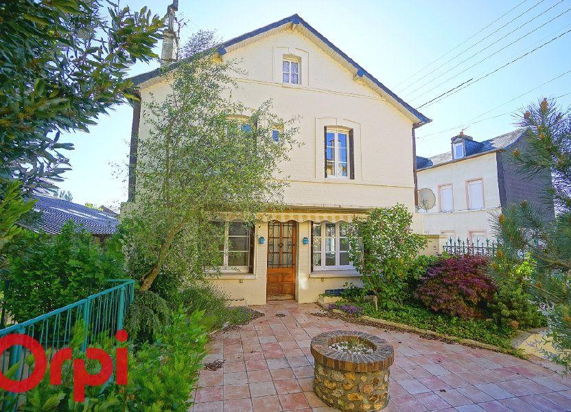 Maison à vendre 100m2 à Brionne