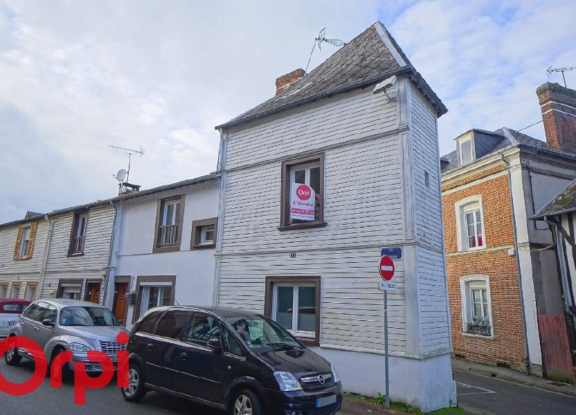 Maison à vendre 70m2 à Bernay