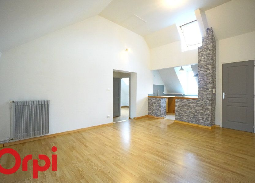 Appartement à louer 51.64m2 à Bernay
