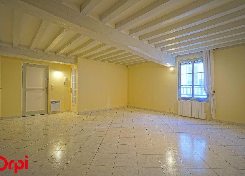 Appartement à louer 78.7m2 à Bernay