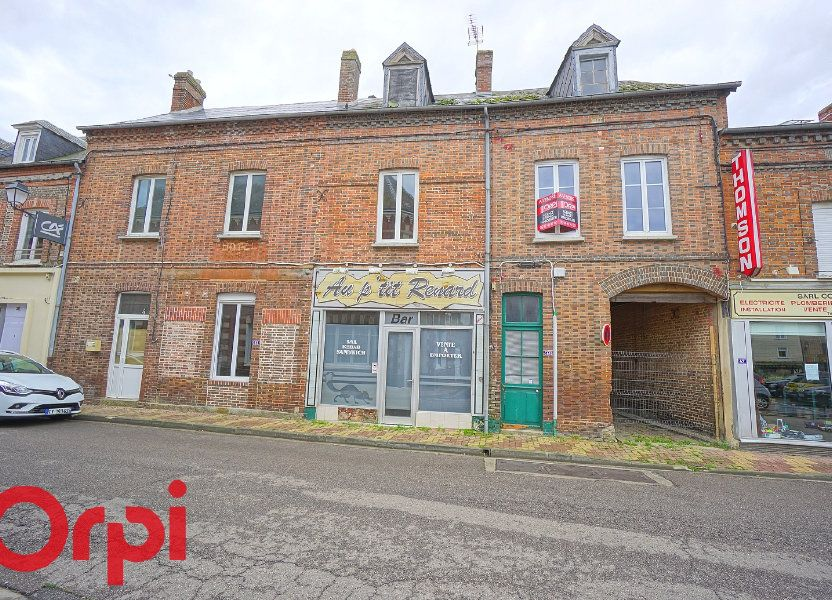 Immeuble à vendre 180m2 à La Barre-en-Ouche