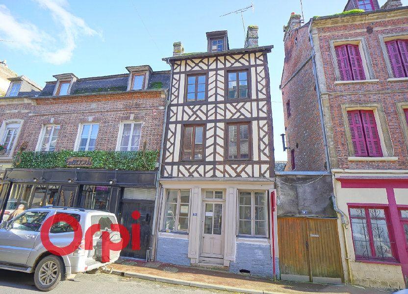 Maison à vendre 50m2 à Broglie